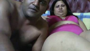 Lucknow couple foreplay live show