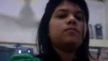 Anju selfie turns out to masturbation video