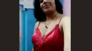 Boudi Record Nude Selfie New Clip