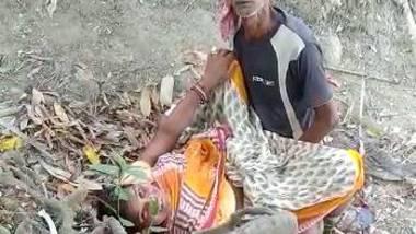 Bihar Bhojpuri baba outdoor XXX