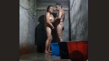 Mature Couple Fucking In bathroom