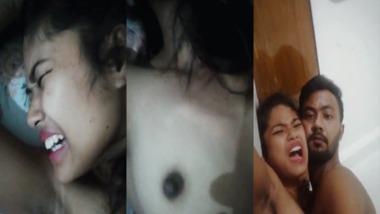Desi couple painful sex video