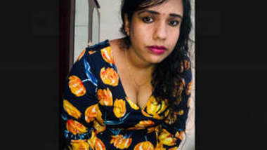 Horny Indian Milf Nude Selfie CLip