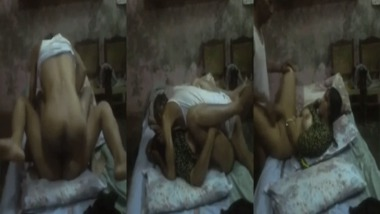 Dehati wife sex action with father-in-law