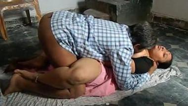 Telugu bhabi and devar having a little fun on sunday
