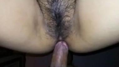 Desi hot couple doggy style fucking with loud moaning