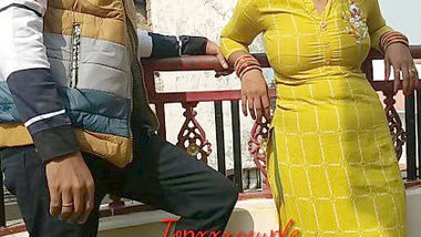 Indian hot wife fucking with husband friend