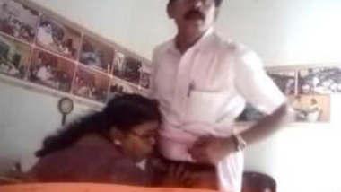 Indian Mallu Wife Blowjob