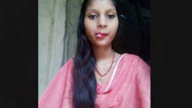 Unsatisfied village teen Bhabhi self masturbating videos for devar part 3