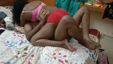 Desi tamil couple having pleasure time merged all clips