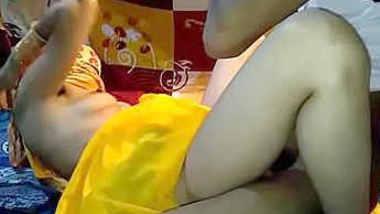 Indian bhabi desi marrige Saree HDHome sex video