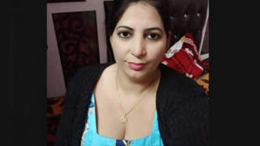 Beautiful Chandigarh Wife Giving Bj & Dress Wearing After Sex Part 1
