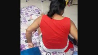 Cheating Bhabhi 3 videos got leaked part 3