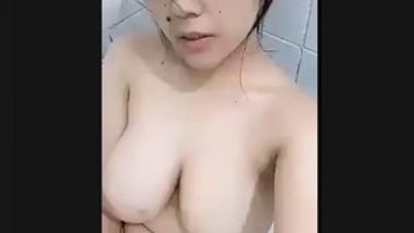 Very horny girl