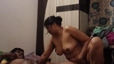 Sexy Desi Bhabi Harf Fucked By Lover