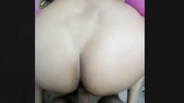 Big ass pounding