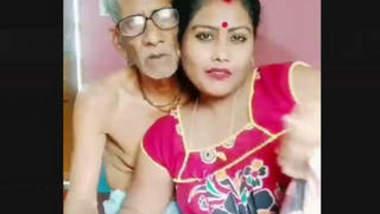 Desi Bhabhi Tiktok Fun With Oldman