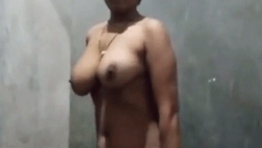 Dehati nude MMS video shared by her secret lover