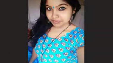 Desi Busty Babe Selfie