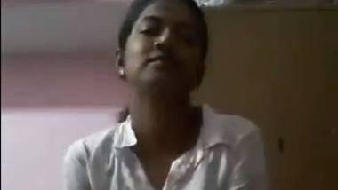 Desi girl naked solo selfie