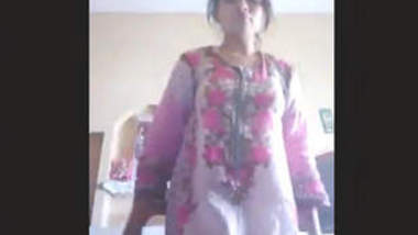 Paki Babe Strip Salwar And Showing Nude For Lover