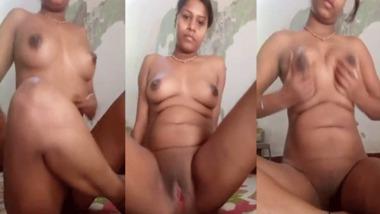 Curvy nude Dehati girl Diya's sexy hot show