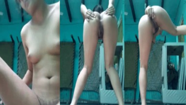 Dehati nude MMS video