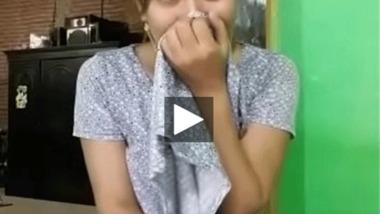 Dehati girl nude MMS video for Dehati lovers