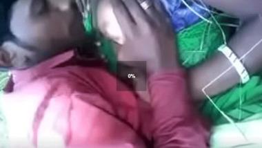 Dehati sexy video of Dehati teen girl riding dick outdoors
