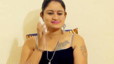 Indian Bhabhi with repairman Part-1