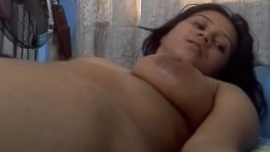 Horny Indian Cucumber masturbation