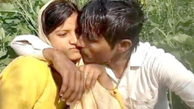 Desi village devar bhabi outdoor fucking