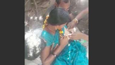 Desi village bhabi fun with her devars