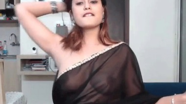 Pure Indian Striptease of a sexy milf to make you horny