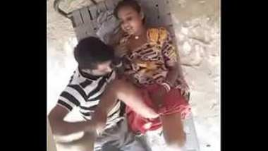 Desi village bhabi fucking by devar spy video