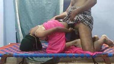 Desi village bhabi riya nice fucking by her husbend big brother