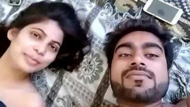 Desi cute lover after fucking selfe