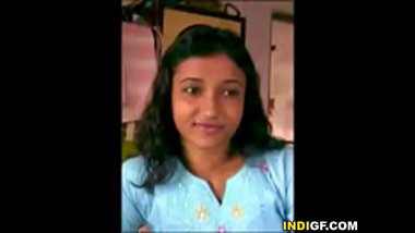 Indian sex video HD of a naughty teen enjoying a home sex session