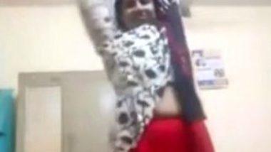 Rumki nude Desi selfie video