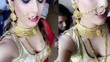 Neha Malik desi shoot behind scene