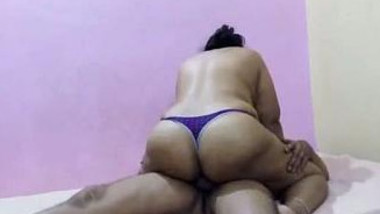 Big boobs and sexy ass desi wife Maya hard fucking with loud moaning