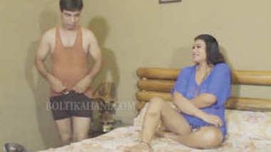 Desi nice porn movie ,hot desi girl fuck with staff Part 6