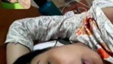 Hot Indian Girl new Selfie Video call
