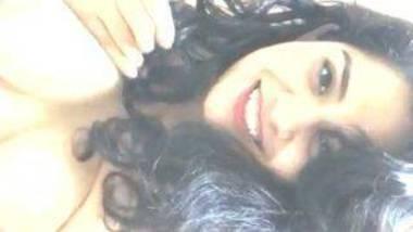 Beautiful big boobed desi girl selfie