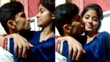 Super Cute Desi Lover Romance and Fucking 2 New leaked MMS
