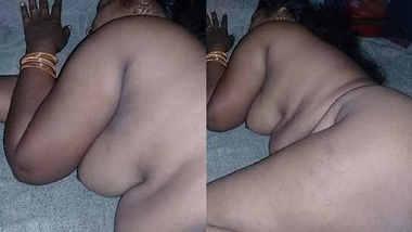 tamil aunty show ass