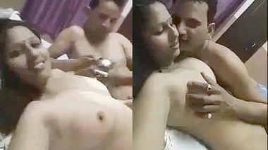 sexy indian bhabhi boob pressing