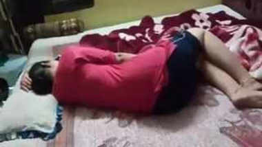indian ritu bhabhi lucknow boobs fondled pussy ass exposed by hubby