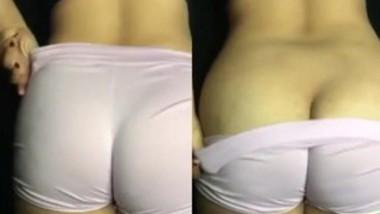 Sexy Ass Desi Babe
