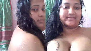 desi girl hot boob show